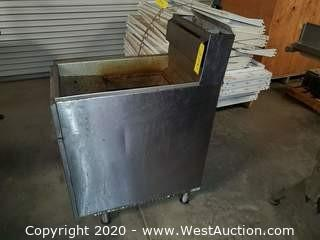 Gas Fueled Imperial Deep Fryer