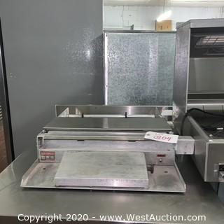 Heat Seal Wrapper Machine