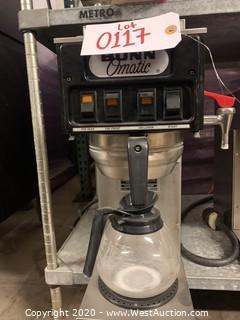 Bunn Automatic Coffee Brewer