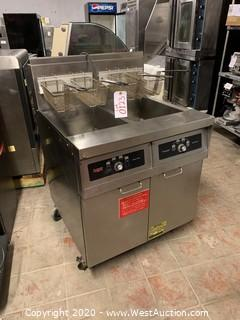 Frymaster FPH250SC Split Pot Fryer