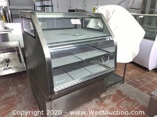 Cold Stream Curb Glass Dual Service A Refrigerator