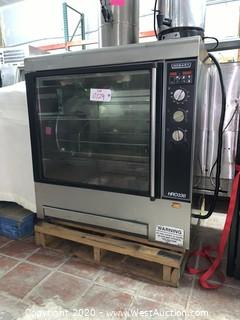 Hobart HRO330 Counter Top Rotisserie Oven With 7 Skewers