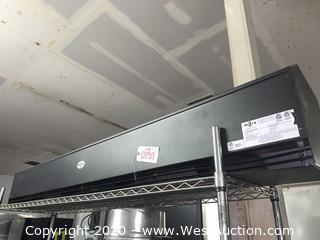 Mars N284-20G Industrial Air Curtain