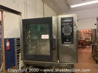Hardt Combi-Q Electric Steam Convection Oven