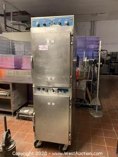 Alto Shaam 1000-THI Full Height Cook and Hold Oven