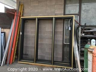 Cold Solutions MFG Inc Anthony Door Frame