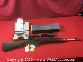 """New"" Springfield M1A1 6.5 Creedmoor Complete Package  Semi Auto"
