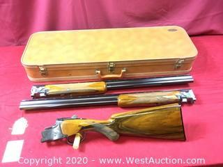 Browning Superposed Over & Under Combo 12ga 2-barrel Set