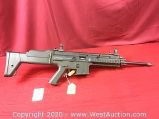 """NEW"" ISSC Modern Sporting Rifle ""Scar Copy"" MK22 Semi Auto"