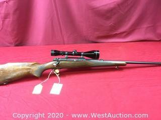 Winchester Pre 64 Model 70 .338 Win. Mag W/ Leupold Scope