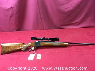Ruger #1 In .300 Win. Mag W/ Scope