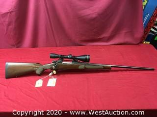 Winchester 70 Feather Weight W/ Leupold Scope .325wsm