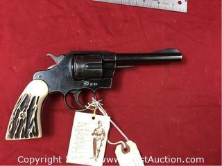 Colt Double Action 32-20