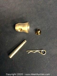(4) DURATRUSS Couplers For Base Plate