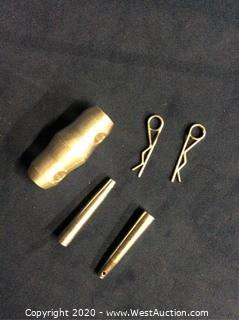 (3) DURATRUSS Connecting Couplers