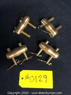 (4) DURATRUSS Connecting Couplers