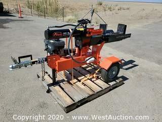 Towable Ariens 27-Ton Log Splitter