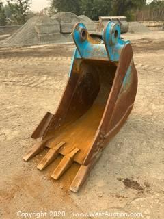 "CAT 312E GD 24"" Excavator Bucket"