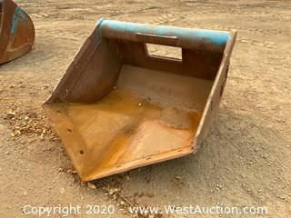 "Wain Roy 308 36"" Excavator V Ditch Bucket"