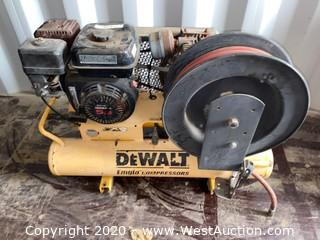 Dewalt D55270 5.5 HP 8 Gallon Air Compressor
