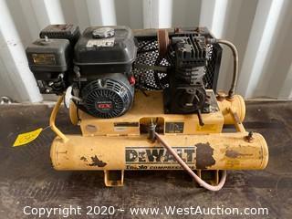 Dewalt D55270 5.5 HP 8 Gallon Air Compressor
