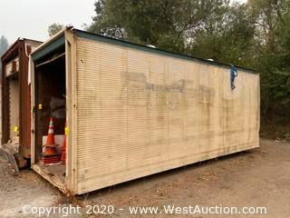 24' Storage Container
