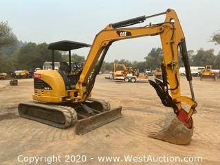 CAT 305.5D Excavator