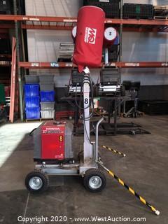 MQ Globug & Honda 3000 iS Generator