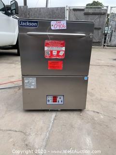 Jackson Dishstar HT-E High Temp Undercounter Dishwasher