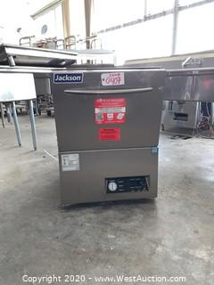 Jackson Dishstart LT Low Temp Rack Undercounter Dishwasher