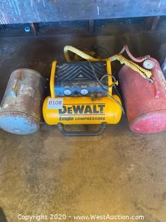 DeWalt Compressor - D55155