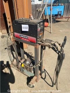 Lincoln Electric LN-25 Pro Wire Feeder