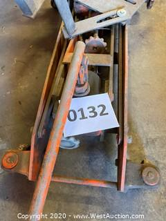 Tru Lift Transmission 8 Ton Jack