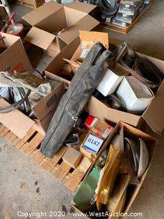 Bulk Lot: Equipment Parts