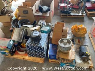 Bulk Lot: Vehicle Parts
