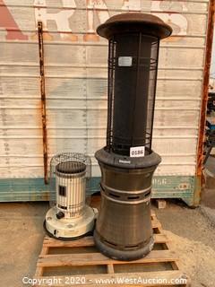 Space Heater & Patio Heater