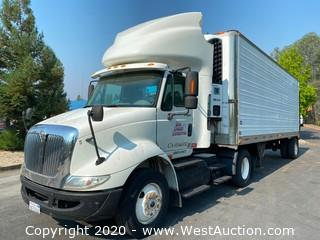 2008 International 8600 SBA 4X2 Semi Truck
