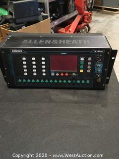 Allen & Heath Qu-Pac Rack Mount Digital Audio Mixer