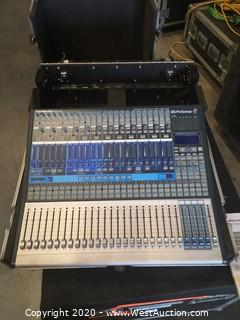 PreSonus 24.4.2 24 Channel Digital Mixer w/ Case