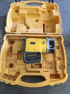 Spectra Precision Slope GPS with Case