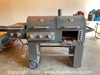 Backyard Classic Barbecue Grill
