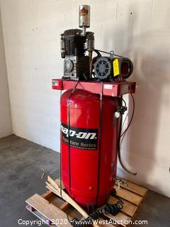 Snap-On BRA7180V Air Compressor