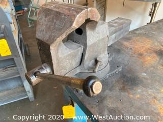 """6"""" Table Vise"""