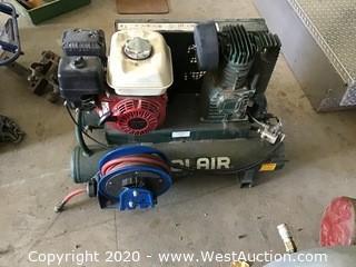 Rolair Air Compressor with Honda GX160