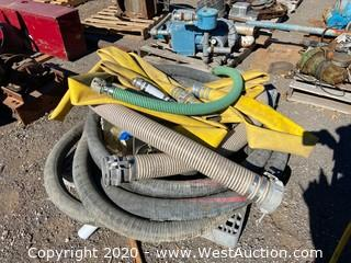 Pallet of Approximately (5) Flex Hoses