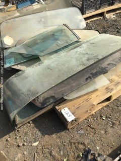 Approximately (10) Toyota Windshields And Windows