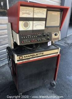 Marquette M-200 Dyna Vision Auto Test Bench