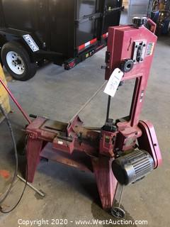Central Machinery Band Saw