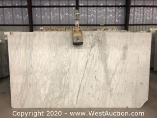 (7) Bianco Giogia 3cm Block (292)