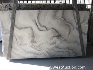 (5) Purple Wind Leather 3cm (Block 35)